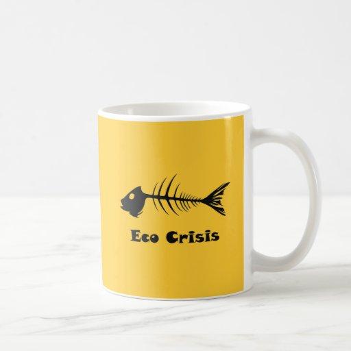 Fishbone Eco Crisis Mug