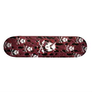fishbone gato alt skate skateboard deck