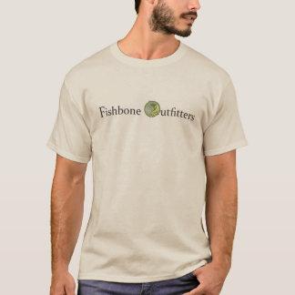 Fishbone Outfitters Logo Tee