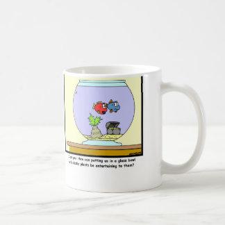 Fishbowl Coffee Mug