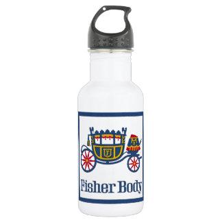 Fisher Body 532 Ml Water Bottle