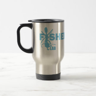 Fisher Lab travel mug