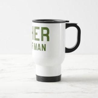 Fisher Of Man Travel Mug