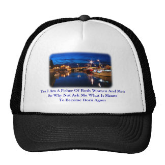 Fisher of Men hat