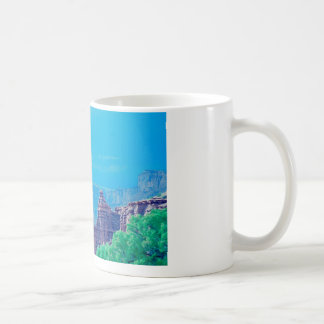Fisher Towers, Utah Coffee Mug