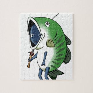 Fisherman 2 English story Kinugawa Tochigi Jigsaw Puzzle