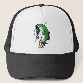 Fisherman 2 English story Kinugawa Tochigi Trucker Hat
