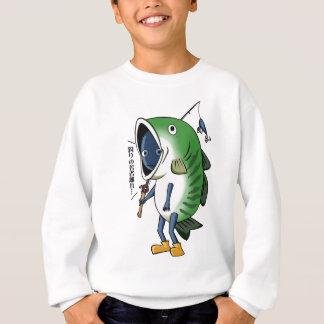Fisherman 3 English story Kinugawa Tochigi Sweatshirt