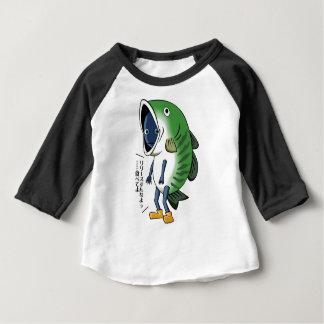 Fisherman English story Kinugawa Tochigi Baby T-Shirt