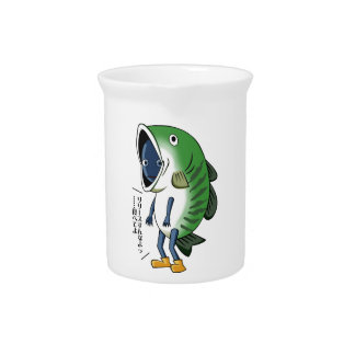 Fisherman English story Kinugawa Tochigi Pitcher