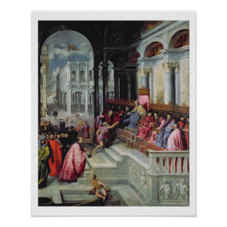 Fisherman Giving the Ring to the Doge of Venice Poster