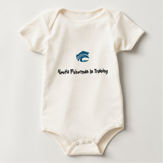 Fisherman in Training Baby Bodysuit