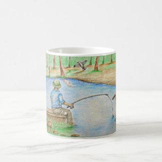 fisherman magic mug