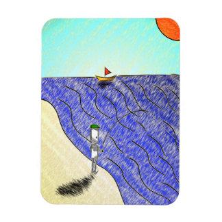 Fisherman Magnet