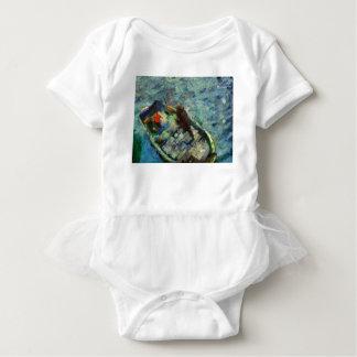 fisherman_saikung Hong Kong Baby Bodysuit