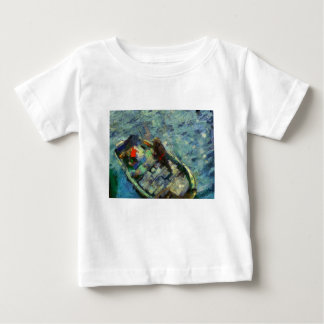 fisherman_saikung Hong Kong Baby T-Shirt