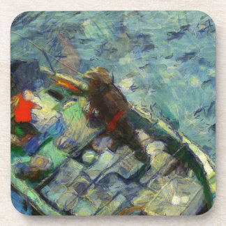 fisherman_saikung Hong Kong Drink Coasters