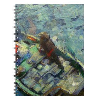 fisherman_saikung Hong Kong Notebook