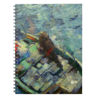fisherman_saikung Hong Kong Notebooks