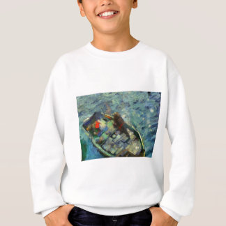 fisherman_saikung Hong Kong Sweatshirt