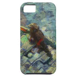 fisherman_saikung Hong Kong Tough iPhone 5 Case