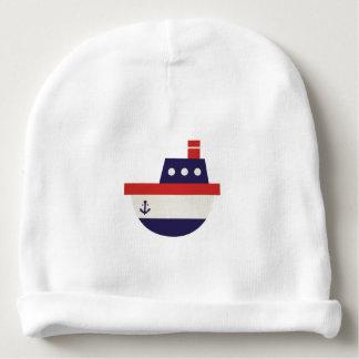 Fisherman Steamboat Baby Beanie