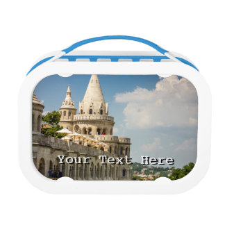 Fisherman's Bastion in Budapest, Hungary Lunch Box