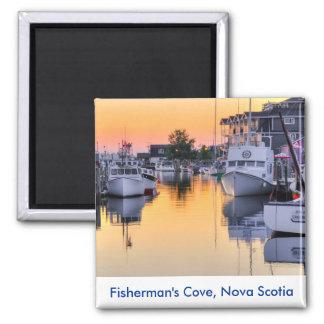 Fisherman's Cove, Eastern Passage, Nova Scotia Magnet