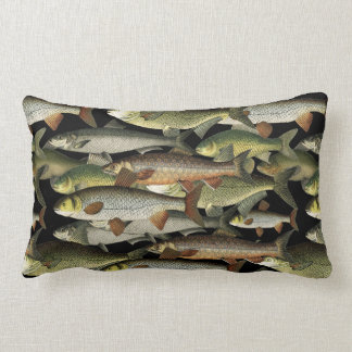 Fisherman's Fantasy Lumbar Cushion