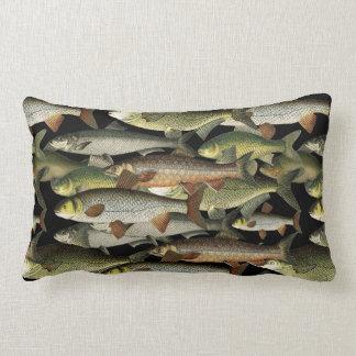 Fisherman's Fantasy Lumbar Pillow