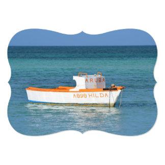 Fisherman's Hut Beach Card