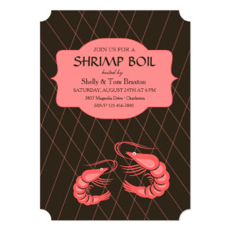 Fisherman's Net Invitation