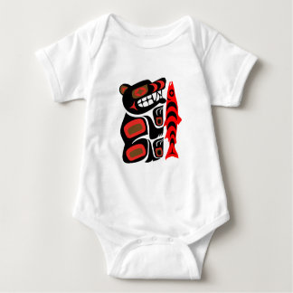 Fisherman's Prized Catch Baby Bodysuit