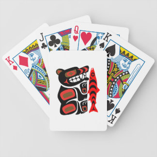 Fisherman's Prized Catch Bicycle Playing Cards