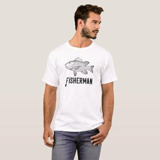 Fisherman's Tales-Bass Fisherman T-Shirt