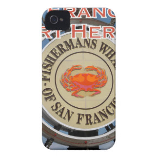 Fishermans Wharf San Francisco California USA CA iPhone 4 Cover