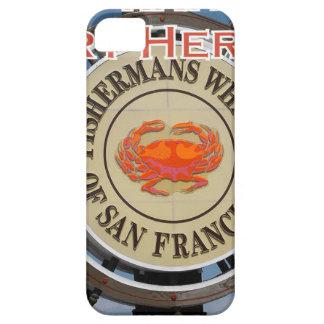 Fishermans Wharf San Francisco California USA CA iPhone 5 Case