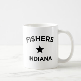 Fishers Indiana Mug