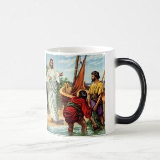Fishers of Men Magic Mug