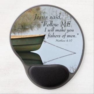 Fishers of Men Scripture Gel Mousepad