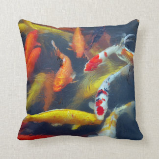 Fishes Cushion