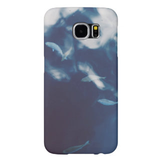 Fishes in water not so deep samsung galaxy s6 cases