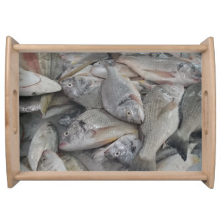 Fishes Serving Tray