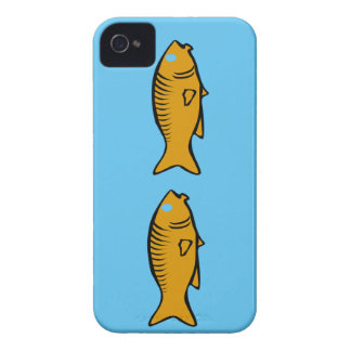 fishes swimming iPhone 4 case