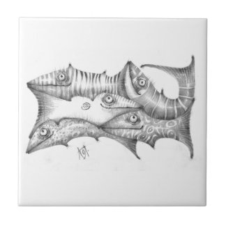 Fishes Tile