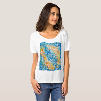 Fishes with ripples T-Shirt