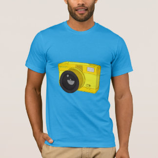 Fisheye Camera T-Shirt