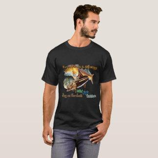 Fishin with the big boys T-Shirt