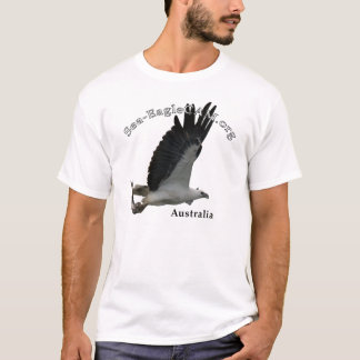 Fishing Adult Sea-Eagle T-Shirt