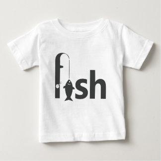 Fishing Baby T-Shirt